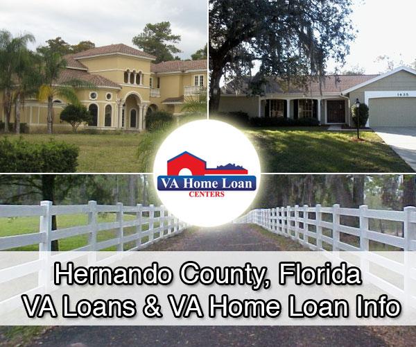 Hernando County, Florida VA Home Loan Info - VA HLC