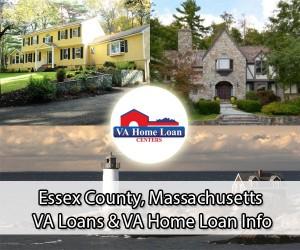 Massachusetts VA home loan limits