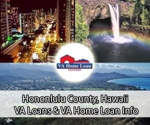 Hawaii VA home loan limits