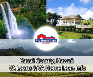Hawaii VA home loan limits
