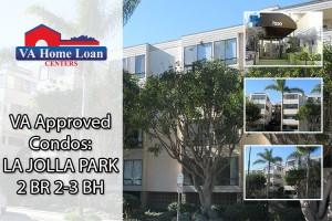 VA approved condos La Jolla Park