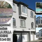 Cape La Jolla Gardens Condos