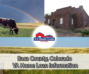 Baca County VA home loan limit info