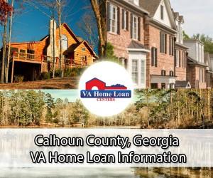 Calhoun County VA home loan limit
