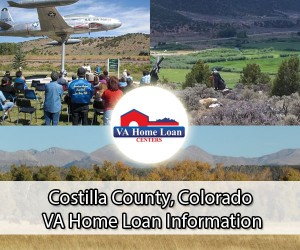 Costilla County VA home loan limit