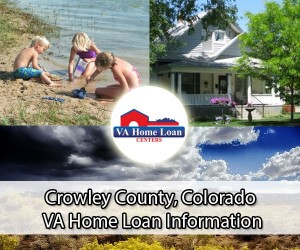 Crowley County VA home loan limit