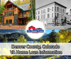 Denver County VA home loan limit
