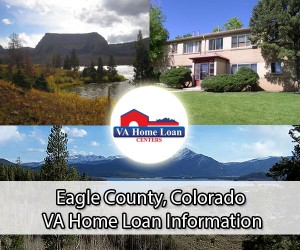 Eagle County VA home loan limit
