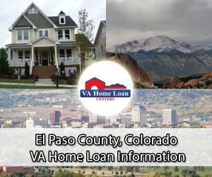 El Paso County VA home loan info