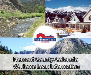 Fremont County VA home loan limit