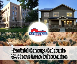 Garfield County VA home loan limit