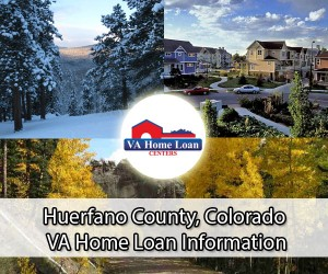 Huerfano County VA home loan limit