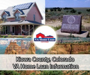 Kiowa County VA home loan limit
