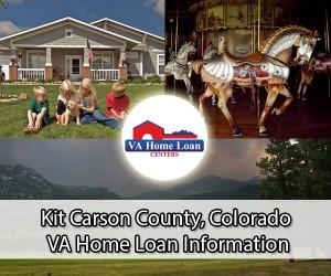 Kit Carson County VA home loan limit