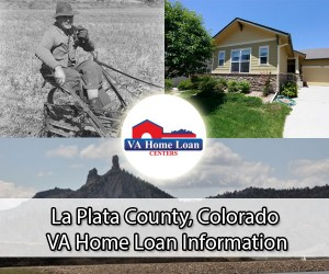 La Plata County VA home loan limit
