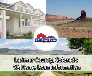 Larimer County VA home loan limit