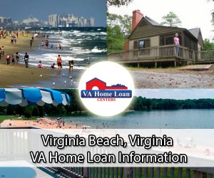 Virginia Beach VA home loan limit
