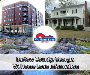 Bartow County VA home loan limit