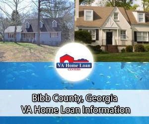 Bibb County VA home loan info