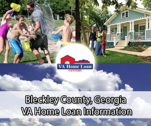 Bleckley County VA home loan limit