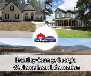 Brantley County VA home loan limit