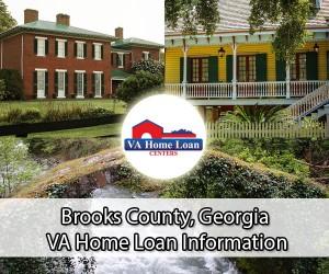 Brooks County VA home loan info