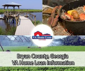 Bryan County VA home loan limit