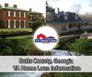 Butts County VA home loan limit