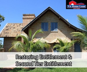 Previously Used Entitlement Restoration