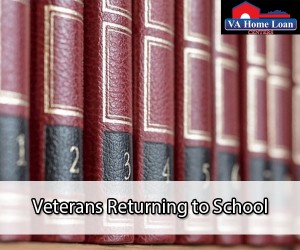 Veterans Returning to School