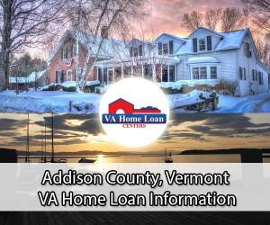 Addison County VA Home Loan Info