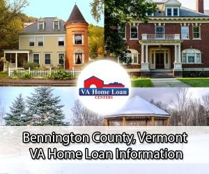 Bennington County VA Home Loan Info