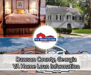 Dawson County VA Home Loan Info