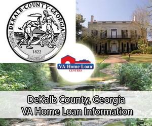 DeKalb County VA Home Loan Info
