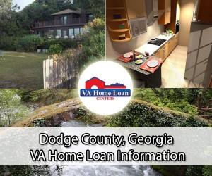 Dodge County VA Home Loan Info