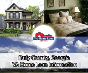 Early County VA Home Loan Info