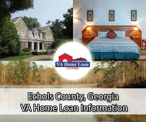 Echols County VA Home Loan Info