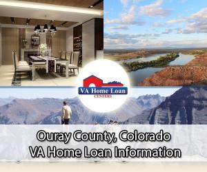 Ouray County VA Home Loan Info
