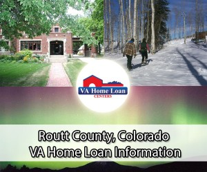 Routt County VA Home Loan Info
