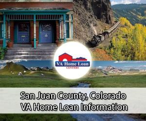 San Juan County VA Home Loan Info