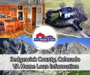 Sedgewick County VA Home Loan Info
