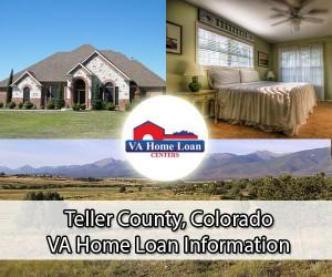 Teller County VA Home Loan Info