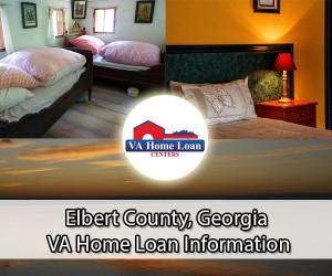Elbert County VA Home Loan Info