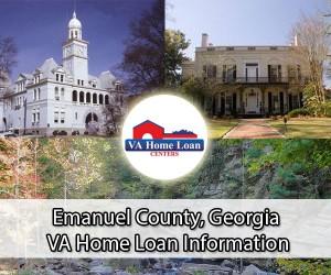 Emanuel County VA Home Loan Info