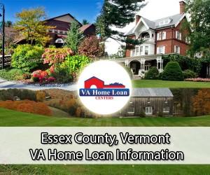 Essex County VA Home Loan Info