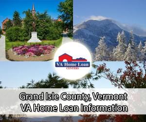 Grand Isle County VA Home Loan Info