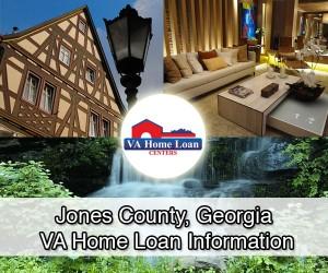 Jones County VA Home Loan Info
