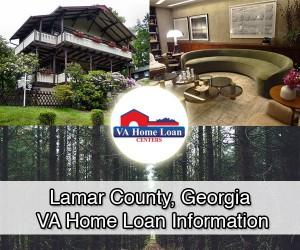 Lamar County VA Home Loan Info
