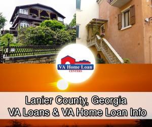 Lanier County VA Home Loan Info