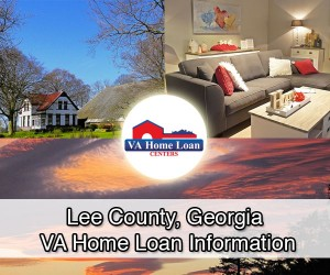 Lee County VA Home Loan Info